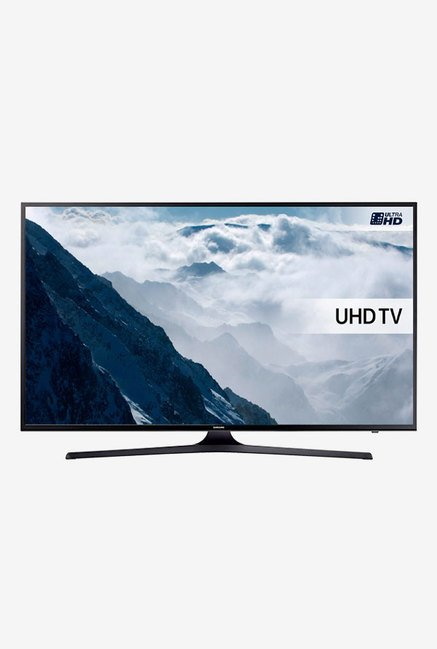 Samsung 152 cm  60 Inches  Smart Ultra HD 4K LED TV 60KU6000  Black