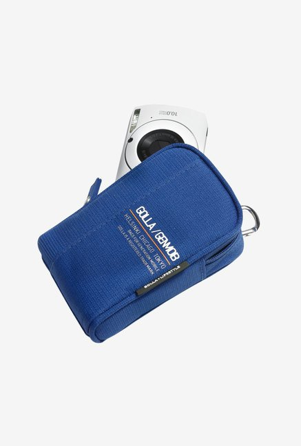 Golla G1245 Alfie Digital Camera Bag (Blue)