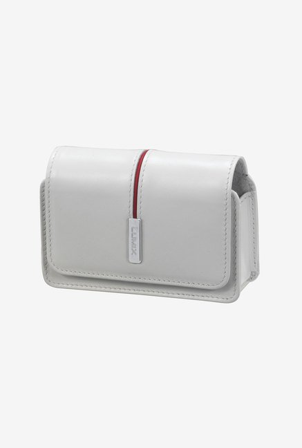 Panasonic Leather Case for Select Lumix Cameras (White)