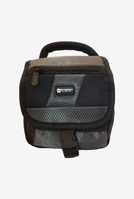 Synergy Digital DMX-FZ70 Digital Camera Case (Black/Grey)