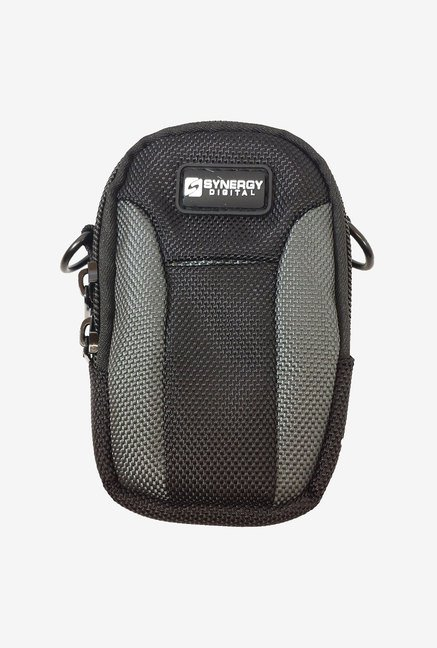 Synergy Digital IF045 Digital Camera Case (Black/Grey)