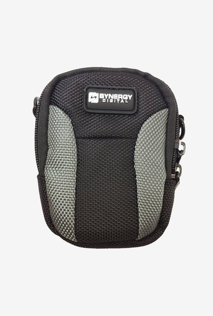 Synergy Digital SDC-21 Digital Camera Case (Black/Grey)