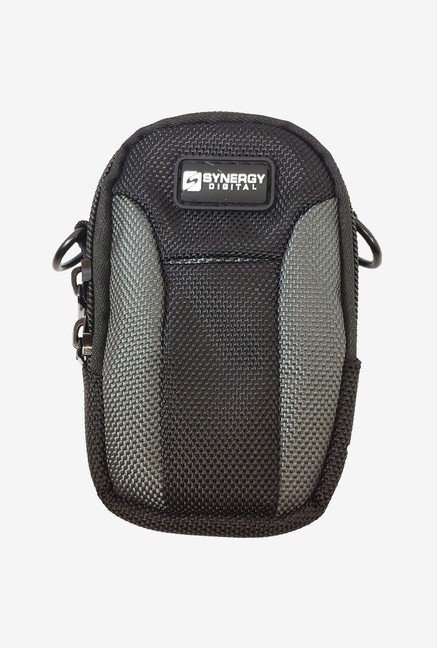 Synergy Digital SDC-22 Digital Camera Case (Black/Grey)