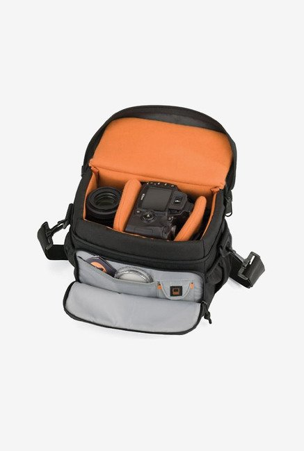 Lowepro LP36328-0WW Adventura 160 Camera Bag (Black)