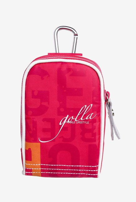 Golla G1252 Digital Camera Bag (Pink)