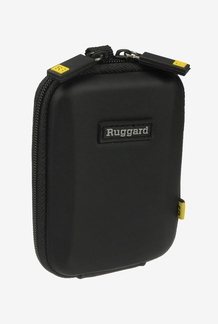 Ruggard HES-210 Protective Camera Pouch (Black)