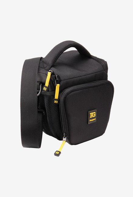 Ruggard PHB-135B Hunter DSLR Compact Holster Bag (Black)
