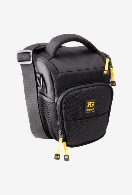 Ruggard PHB-645B Hunter Pro DSLR Holster Bag (Black)