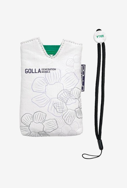 Golla G1002 Happy Camera Digi Bag (White)