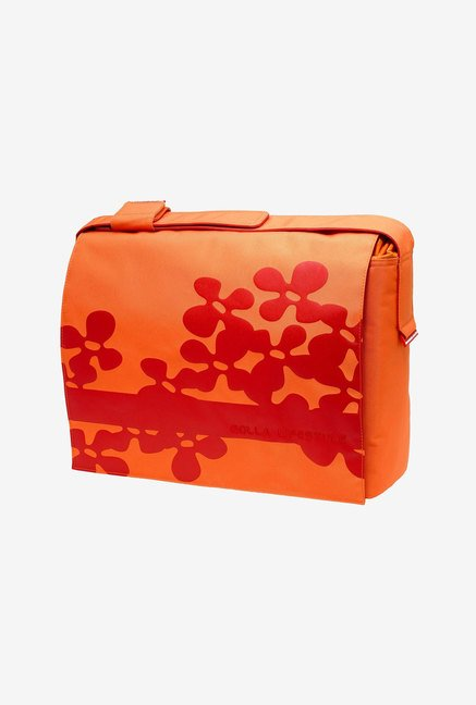 Golla Mobile Lifestyle Laptop Messenger Bag (Orange)