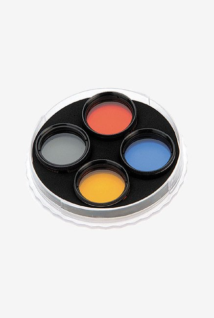 "Celestron 94119-10 1.25"" Eyepiece Filter Set (Multicolor)"