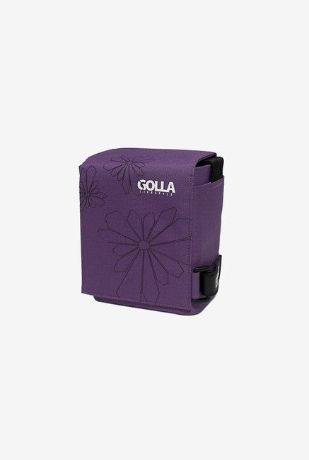 GOLLA G865 Sun Small Camcorder/Camera Bag (Purple)