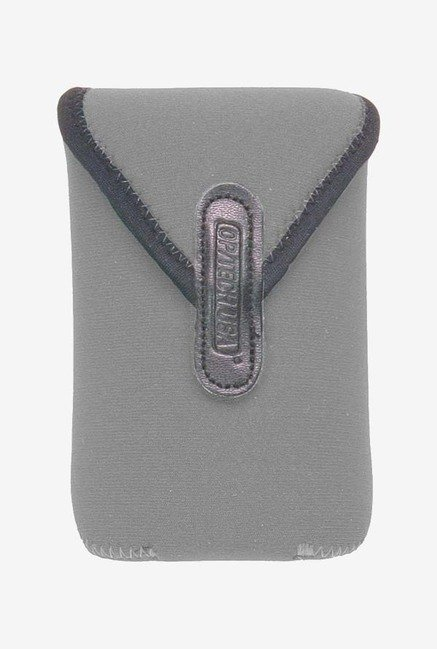 Op/Tech Usa 6411444 PDA/Cam Micro Soft Pouch (Steel)