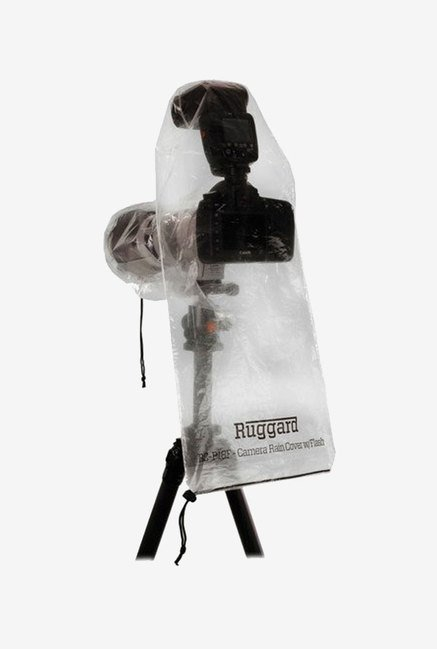 Ruggard Rc-P18F Rain Cover for Dslr (Transparent)