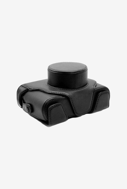 TechCare Ever Ready Camera Case for Fujifilm X100 (Black)