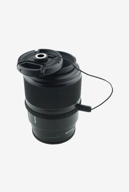 MegaGear 5 Pieces Lens Cap, Leash Lens Cap Keeper Holder