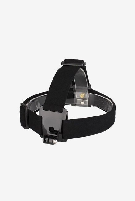 MegaGear Adjustable Head/Helmet Strap Mount Belt (Black)