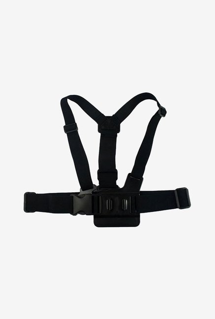 Toughsty Elastic Body Chest Strap Mount Belt Harness
