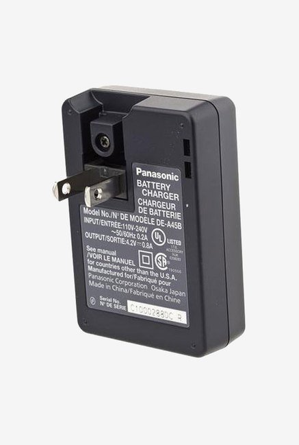 Panasonic DE-A45BC Battery Charger (Black)
