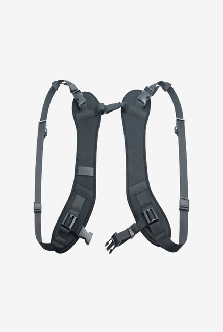MegaGear Dual Shoulder Strap (Black)