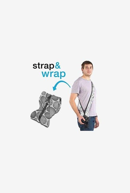 Miggo Strap and Wrap for DSLR Cameras (Grey Pebble Road)