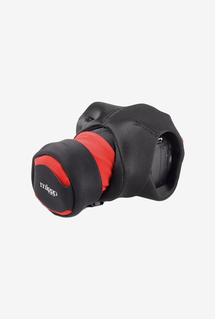 Miggo Grip and Wrap for Slr Cameras (Black/Red)