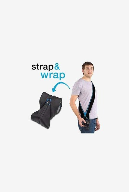 Miggo Strap and Wrap for DSLR Cameras (Black)