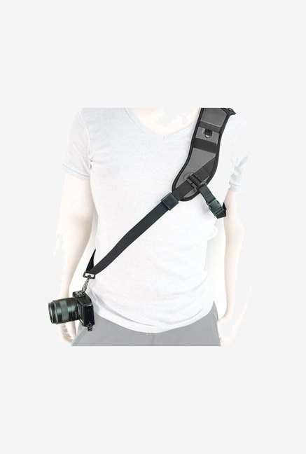 MegaGear Single Shoulder Neoprene Neck Strap Belt (Black)