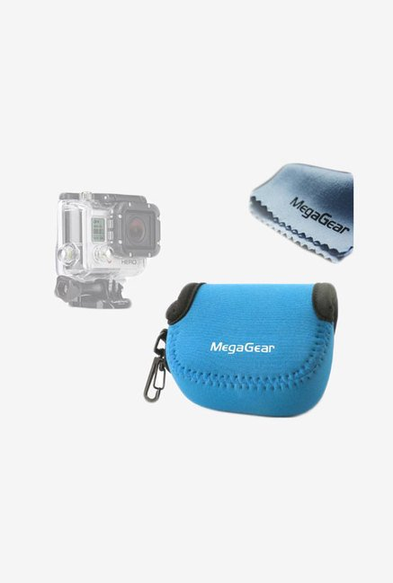 MegaGear Neoprene Camera Case for GoPro Camera(Blue)