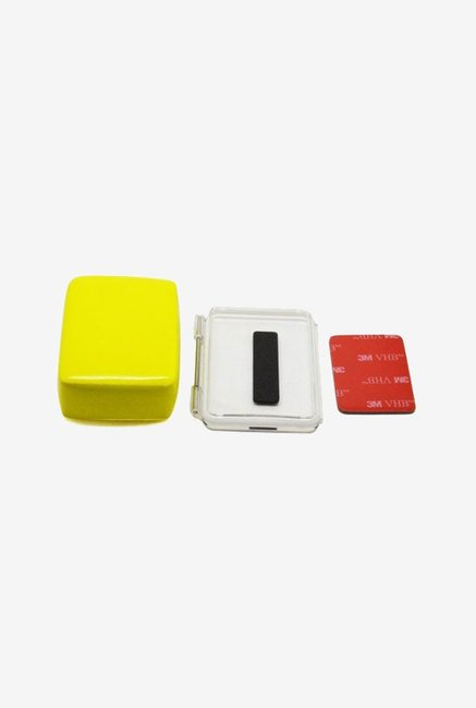Goliton Backdoor and Floaty Sponge for Gopro Hero 3 (Yellow)