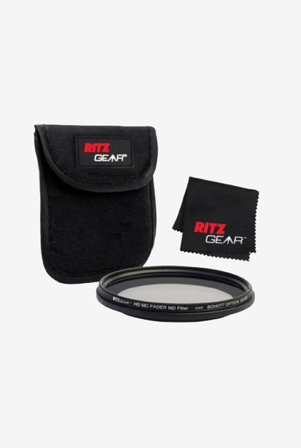 RitzGear 37mm Premium HD MC Fader ND Filter