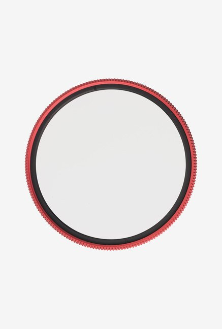 Mefoto Wild Yonder Circular Polarizer 58mm Filter (Red)