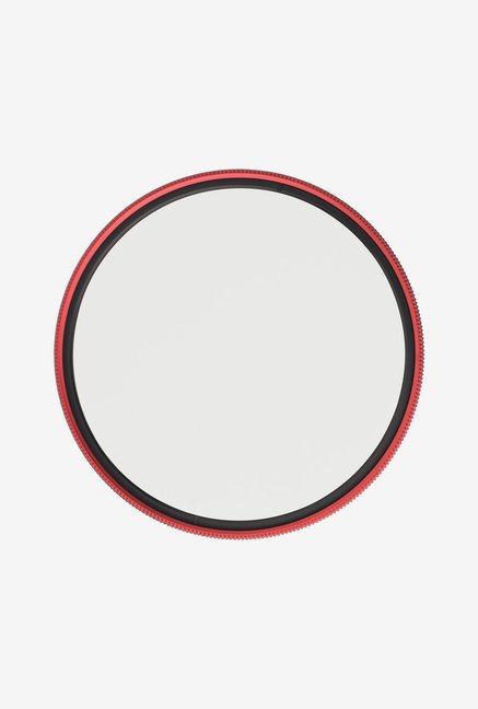 Mefoto Wild Yonder Circular Polarizer 72mm Filter (Red)