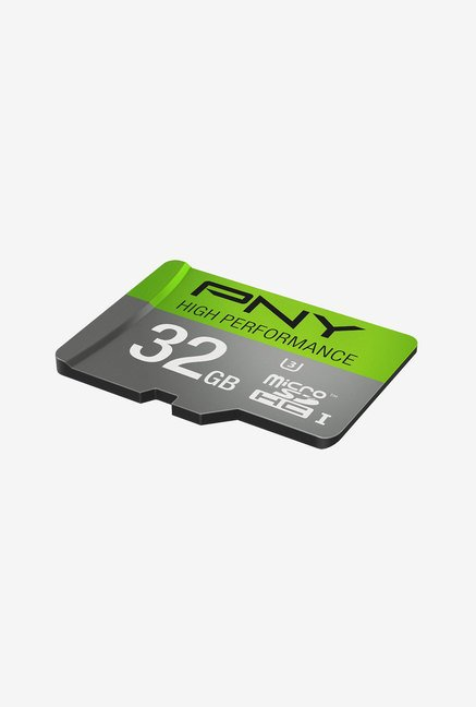 PNY High Performance 32 GB Class 10 Micro SDHC Card