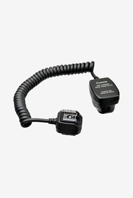 Nomadic Trader OC-E3 Off Camera Shoe Cord for canon (Black)