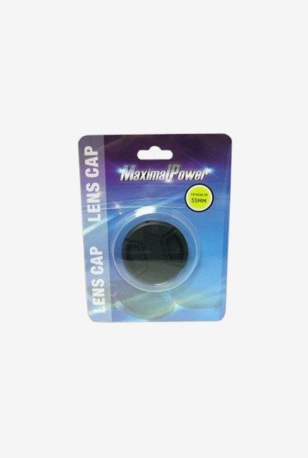 Maximal Power Ca 55mm Snap-On Cap Lens Cap (Black)