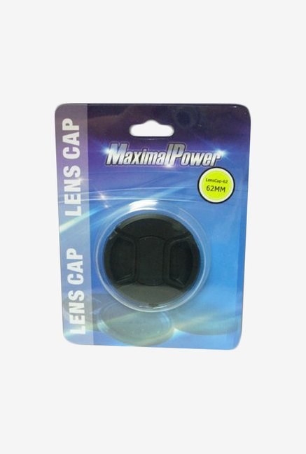 Maximal Power Ca 62mm Snap-On Cap Lens Cap (Black)