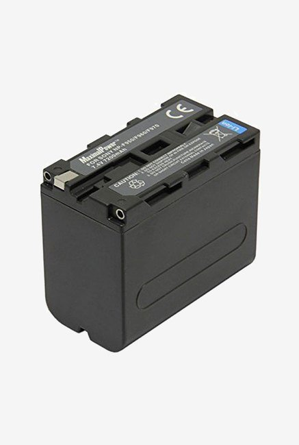 Maximal Power NP-F950/F970 Replacement Battery for Sony