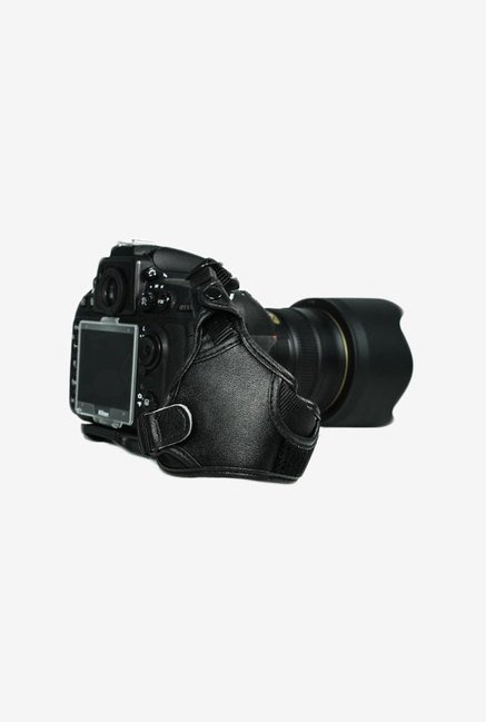 FotoTech Hand Wrist Strap Grip for Nikon (Black)