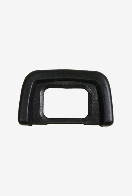 FotoTech 1 Piece Replacement Rubber Eyecup for Nikon (Black)