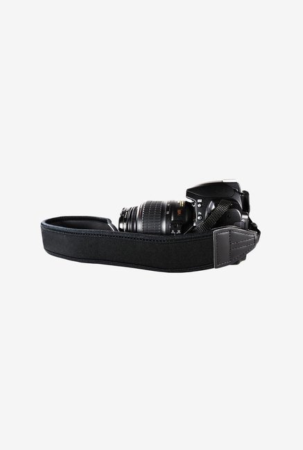 FotoTech Anti-Slip Neoprene Strap Belt for Nikon (Black)