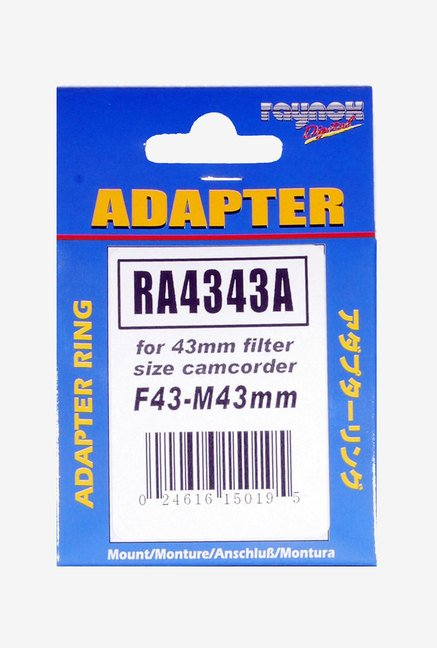 Raynox Adapter Ring F43-M 43mm (Black)