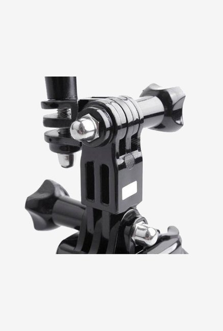 Goliton Sport Camera Helmet Side Mount Adapter Kit (Black)