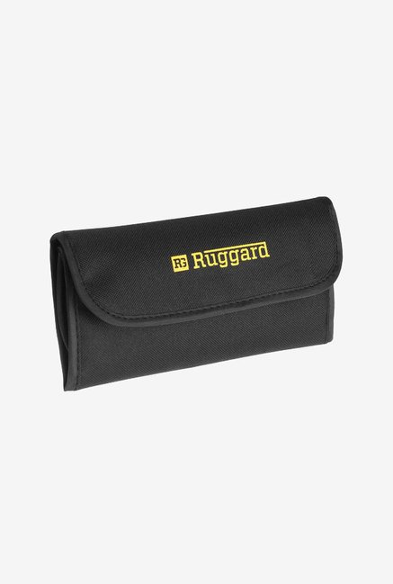 Ruggard Six Pocket Filter Pouch Up To 82Mm (Black)
