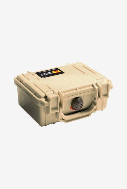 Pelican 1120 Case with Foam for Camera (Desert Tan)