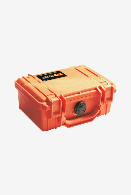 Pelican 1120 Case with Foam for Camera (Orange)