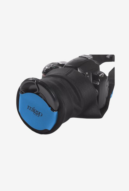 Miggo Grip and Wrap for Mirrorless Cameras (Black/White)