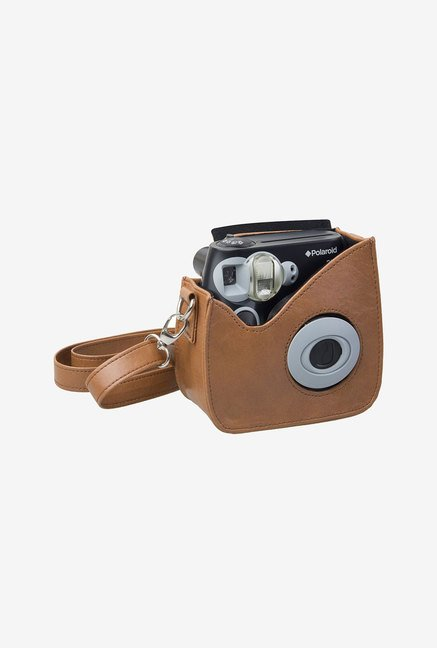 Polaroid Snap & Clip Camera Case for Polaroid PIC300 (Brown)