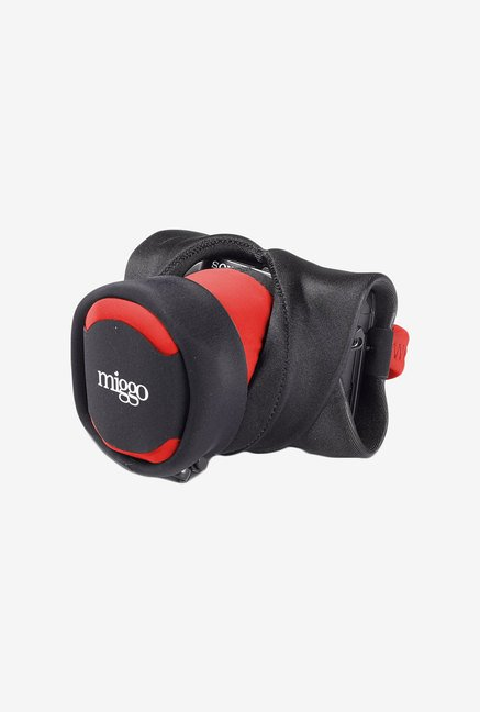 Miggo Grip and Wrap Mirrorless Csc (Red/Black)