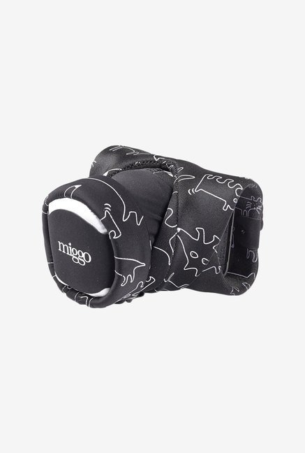 Mymiggo Grip and Wrap for Csc Cameras (White/Black)